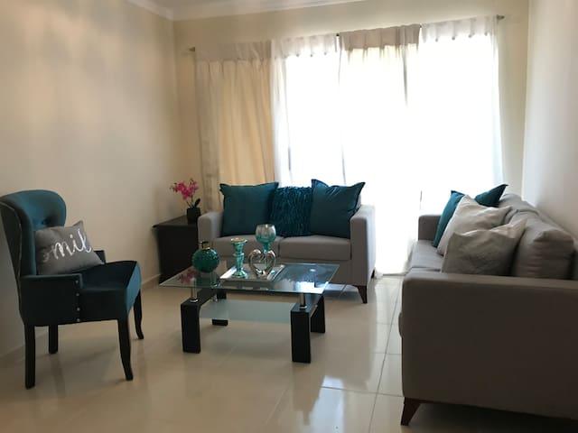 Rento Un Confortable Apartamento Amueblado