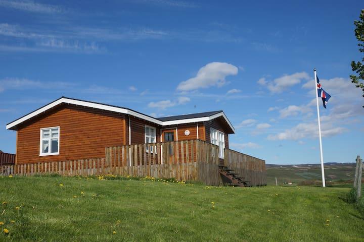 Hólmavað Guesthouse - Room A - フーサヴィーク - B&B/民宿/ペンション
