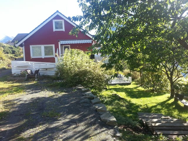 Nice apartment in popular Loen in the Fjords.