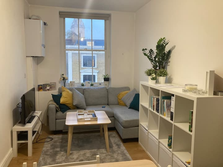 Well located, homely flat in Hackney, East London