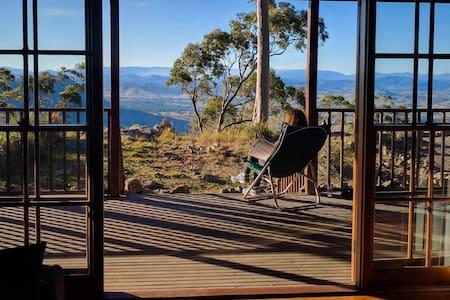 Bela Vista Spa Cabin - Magical Mountaintop Escape