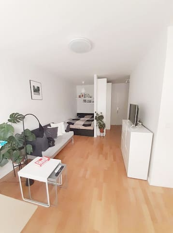 Cozy and modern studio in the center of Schöneberg