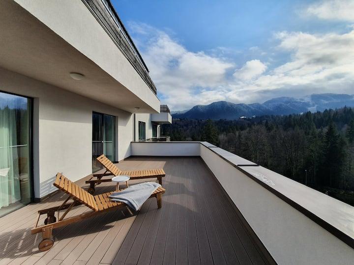 Silver Fox Residence in Silver Mountain