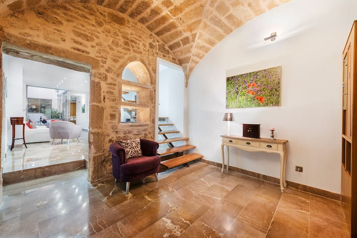 Ca Se Predine - Mediterranean Styled Villa