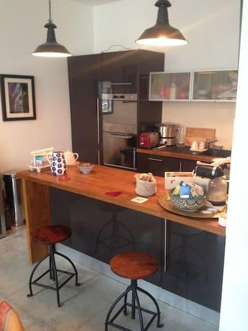 Jolie Chambre 11m2, coeur centre - 2 rue du Cygne - Montpellier - Apartament