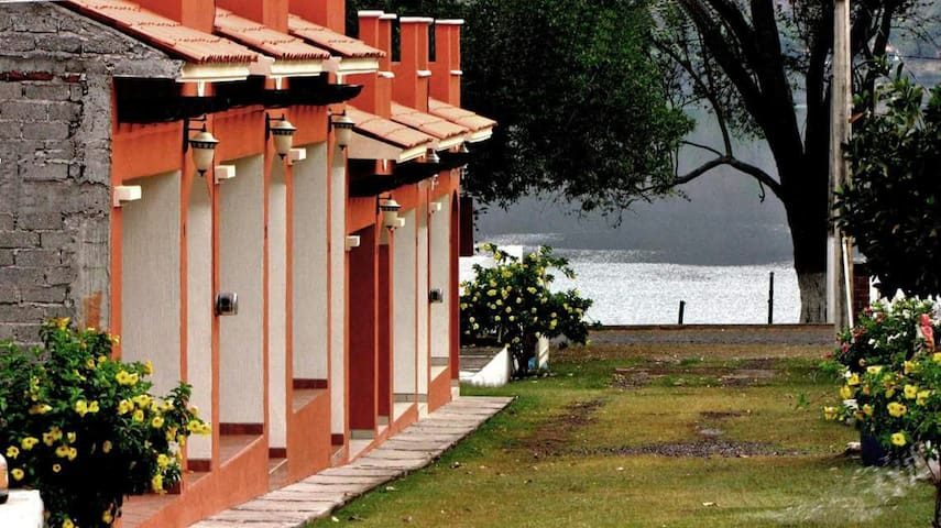 Habitaciones Lucero, Laguna Sta Maria del Oro, Nay - Santa María del Oro - Timeshare