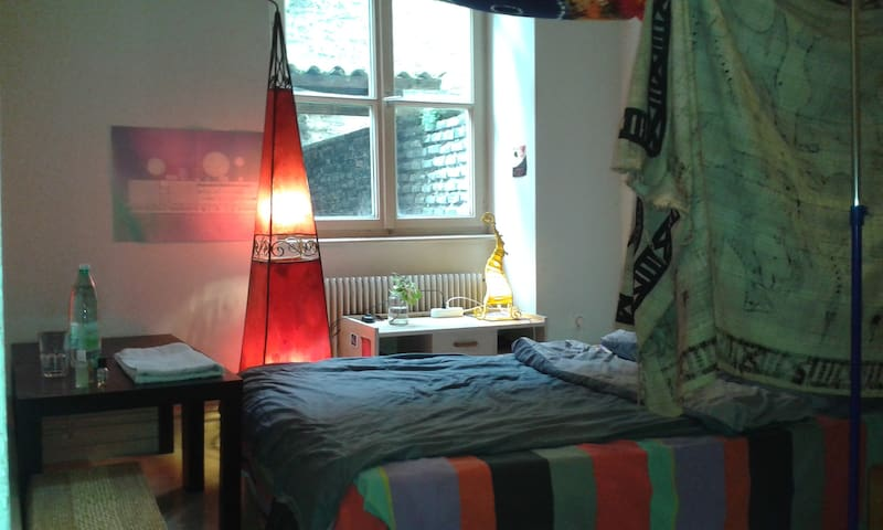 Double Bedroom in Strasbourg Center