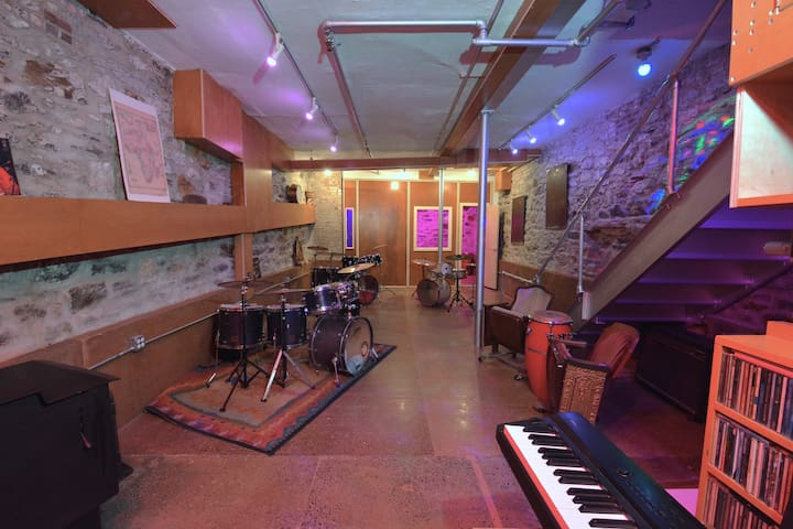127 soundspace and meeting place - Nueva York - Loft