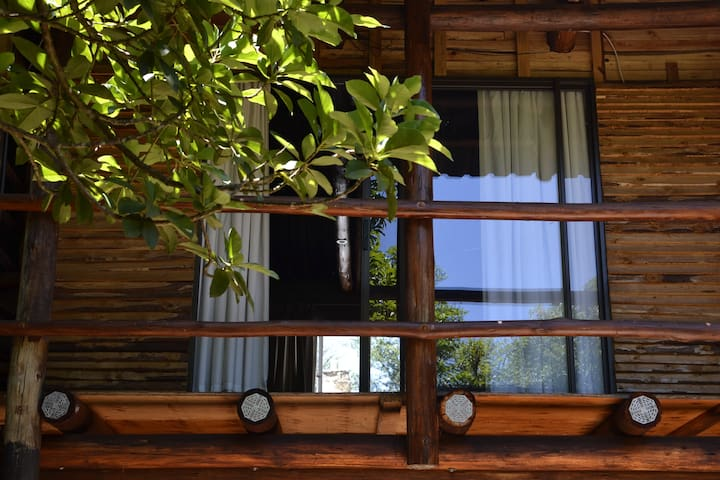Terebinte Guest Farm Tented Treehouse
