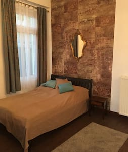 1 Zimmer Wohnung, mit eigenem Bad und sep. Zugang - Hamburgo - Apartamento