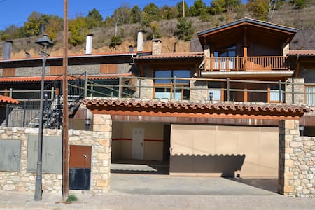 Preciosa casa grupos de 9 Martinet de Cerdanya - Martinet