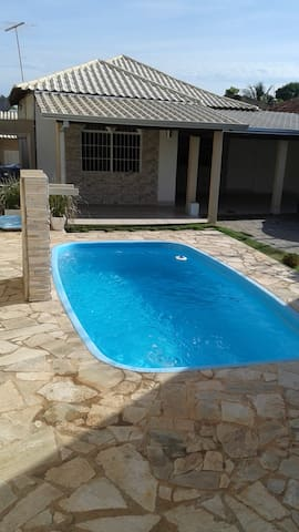 Linda casa com ótima localização - Cuiabá - Rumah