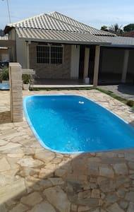 Linda casa com ótima localização - Cuiabá