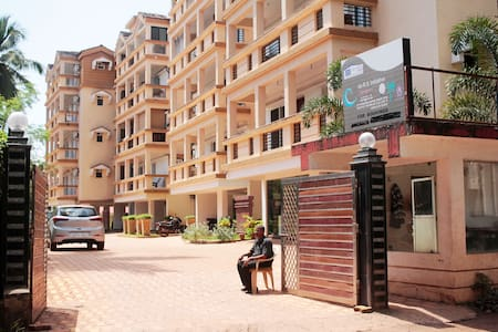 2BHK Premium Apartment in Arpora, Baga, Goa
