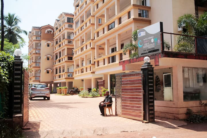 2BHK Premium Apartment in Arpora, Baga, Goa