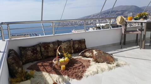 Amaris Studio Apartament z widokiem na morze! Darmowy parking