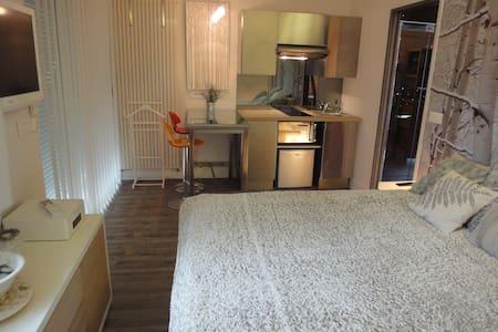 Studio de luxe avec Spa et Sauna - Croissy-sur-seine - Apartment