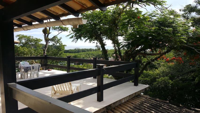 Casa na Colina com vista para o mar - Rio das Ostras - Holiday home