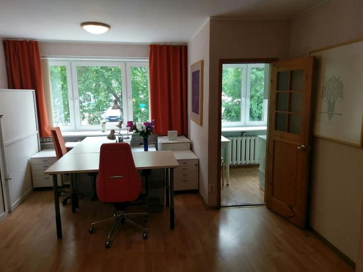 Mulla St apartment