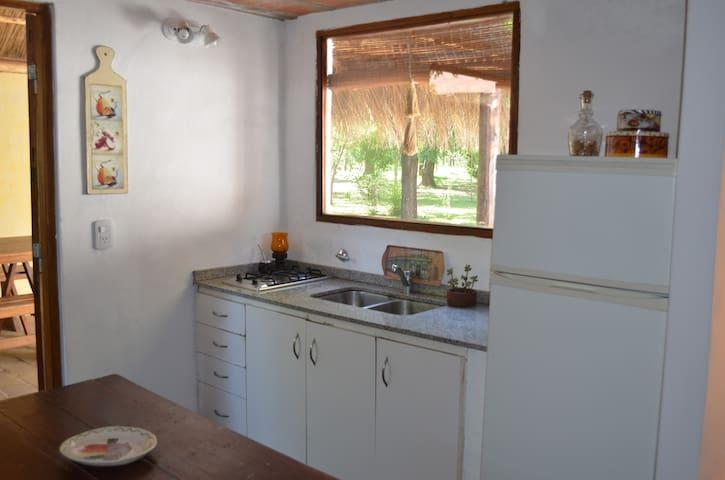 La Siesta. Casas de Campo. Mina Clavero - Córdoba - Huis