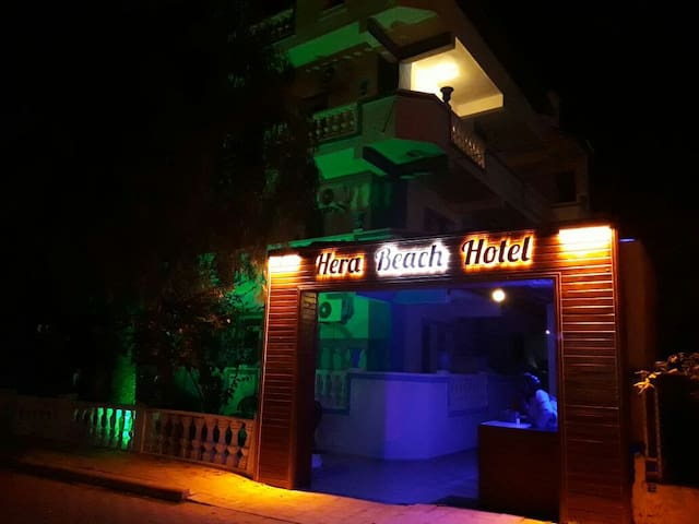 Hera Beach Hotel Fethiye GCR