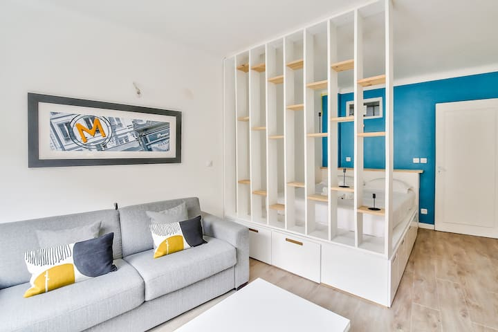 Near Eiffel Tower - Superb apartment for 4 person