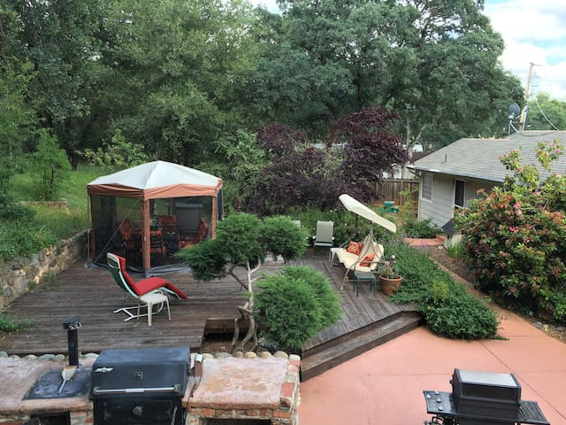 Perfect Home for Exploring the Area - Placerville - Talo