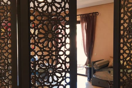 Cozy Apartment in central Marrakesh - Marrakesh - Huoneisto
