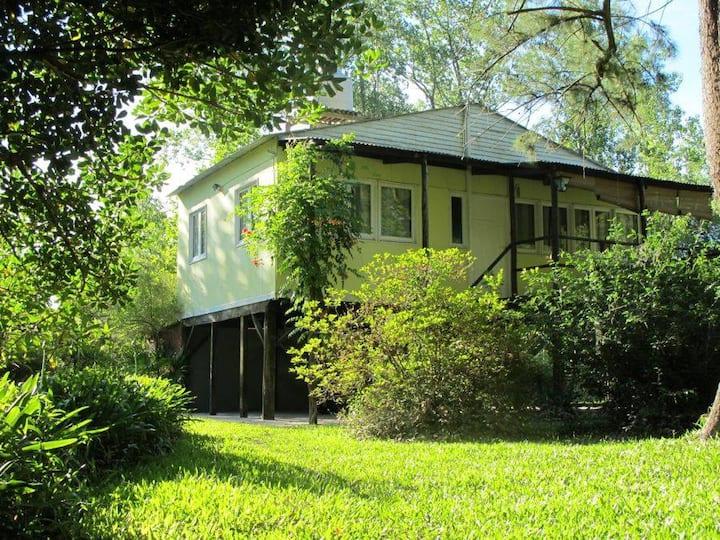 Casa Bellavista en el Delta, Tigre