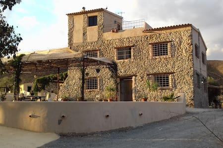 Finca casa rural La Campana - Purchena - Dům