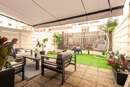 Apto Chicago AC by Bilbao Metropolitan Apartments