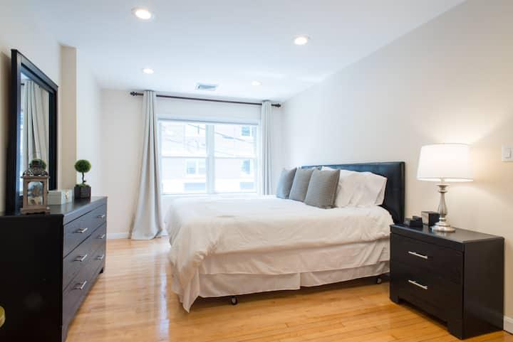 Luxury 2 Bedroom 2 Bath Suite in Watertown Square