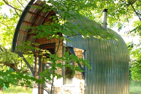 Tiny-House on an Organic Farm