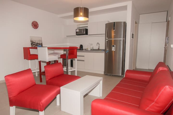 Cozy and modern Apartment, the best Area of Tigre!
