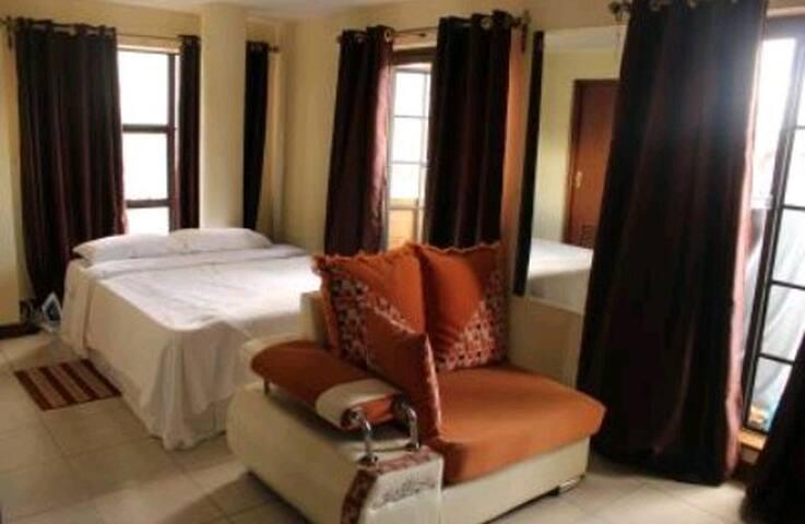 Comfortable apartment near Nairobi CBD