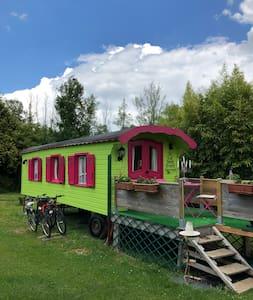 Caravan into the wild!