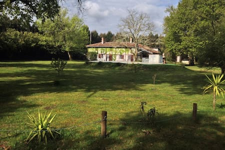 Holiday cottage :Gite Airial Landes - Lue - 別荘