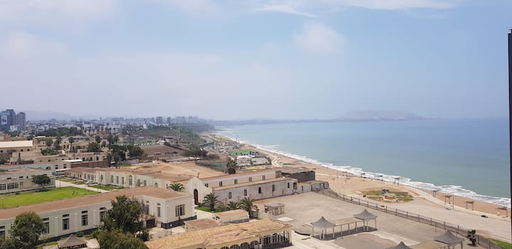 La California habitación con vista al mar