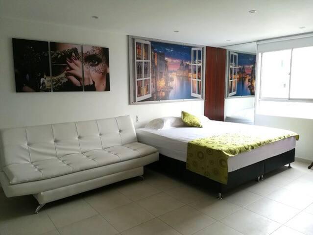 Alquiler Temporal Apartamento 902 Amoblado