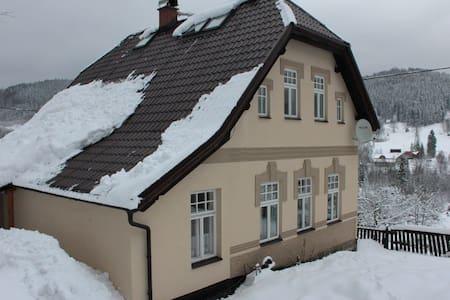 Pohodlná chata na horách - Josefův Důl - Casa