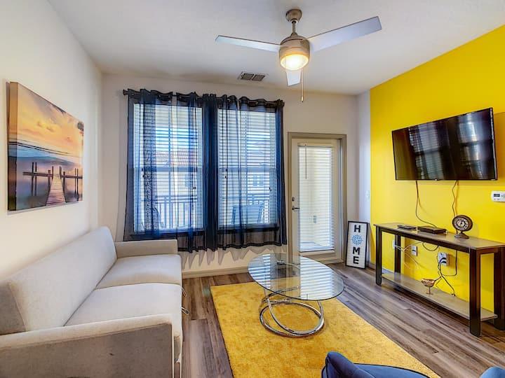 Luxury apartment near DISNEY!