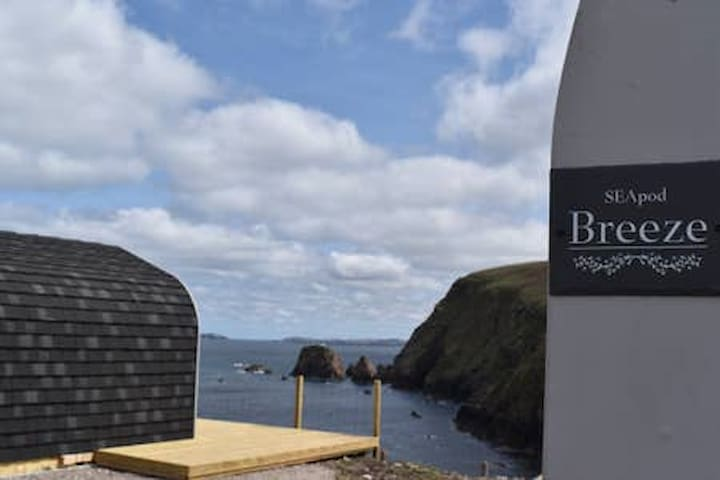 SEApod Breeze Self-Catering - Atlantic Views
