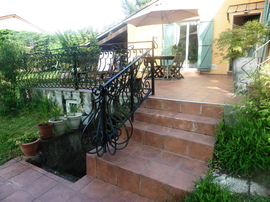 Belle terrasse
