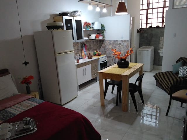 Kitnet Mauá Seu Lar Fora de Casa