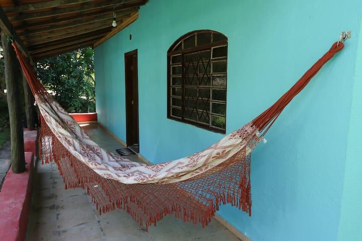 Casa Cyan - Alto Paraíso/GO(Chapada dos Veadeiros)