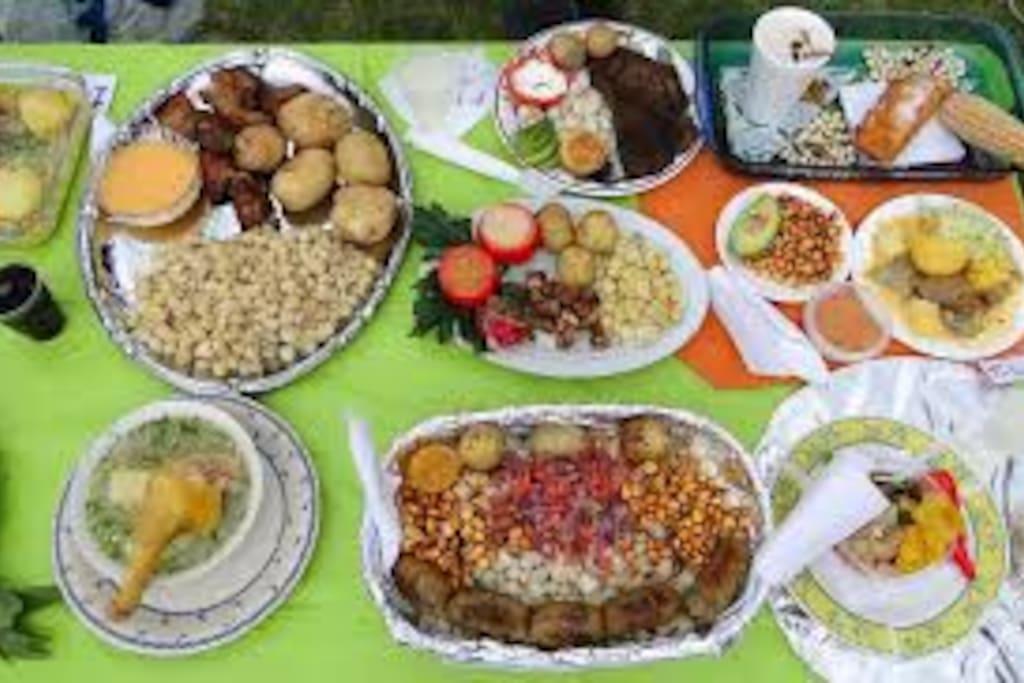 plato tipico