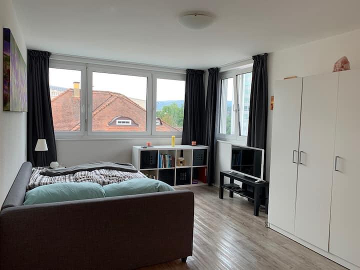 Moderne Wohnung 5 Gehminuten vom HB Winterthur