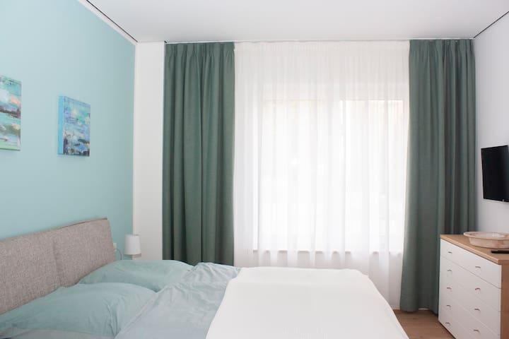 Apartment 3, Schlafen