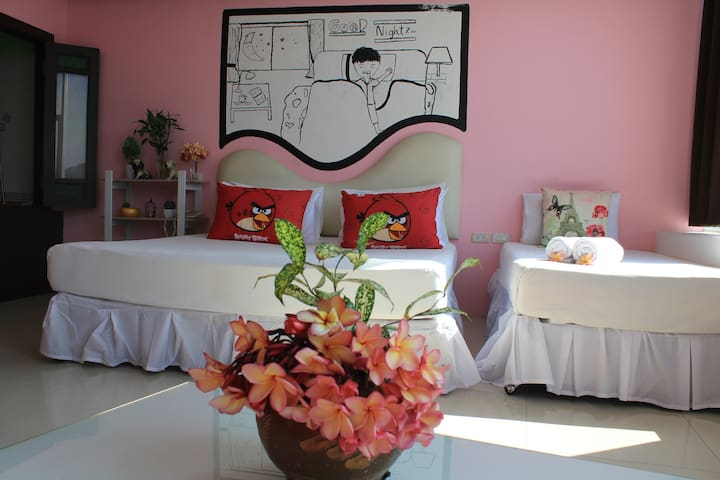 Mook Anda Boutique Hotel - Phuket - Bed & Breakfast