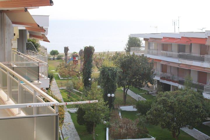 Sunny Apartment Near The Sea